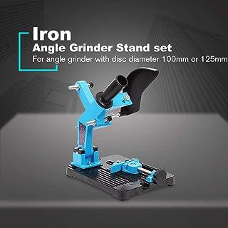 Soporte de soporte de amoladora angular 100-150 para amoladoras pequeñas Accesorios de máquina de molienda de corte Herramienta para trabajar el metal - Azul