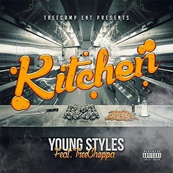 Kitchen (feat. Treechoppa)