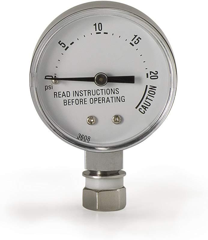Presto Steam Gauge For Pressure Canner