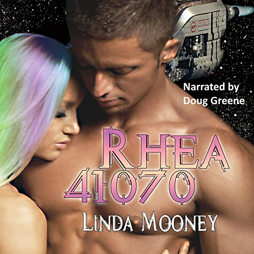 Rhea 41070 audiobook cover art
