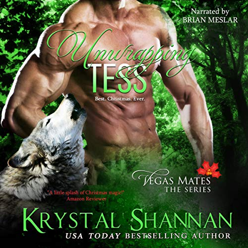 Unwrapping Tess cover art