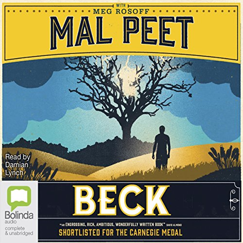 Beck audiobook cover art