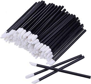 Pimoys Lip Brushes, 200Pcs/Set Disposable Lip Brushes Make Up Brush Lipstick Lip Gloss Wands Applicator Tool Makeup Beauty Tool Kits