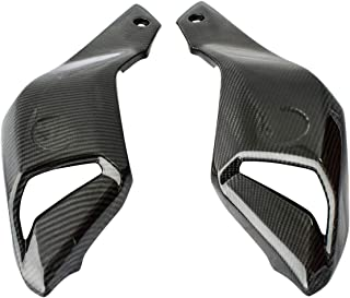 MOS Carbon Fiber Air Duct Covers for Yamaha FZ-07 / MT-07 (2013-2017)