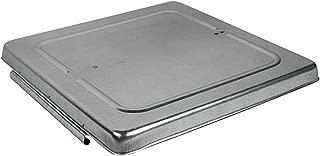 Heng's 90114-C1 Universal Roof Vent Lid - Metal