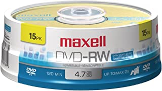 MAX635117 - Maxell 2X DVD-RW Media