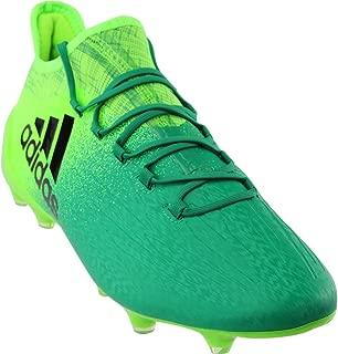 Men's X16.1 FG Soccer Cleat Solar Green
