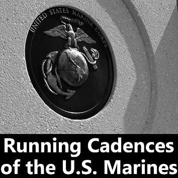 Running Cadences of the U.S. Marines
