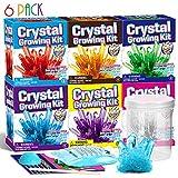 Dr. Daz Cultivo De Cristales Experimentos Cristales para Niños Juguete Juegos Ciencia Nino Niña 8 9 10 Años Kit De Educativo