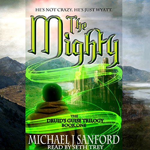 The Mighty audiobook cover art