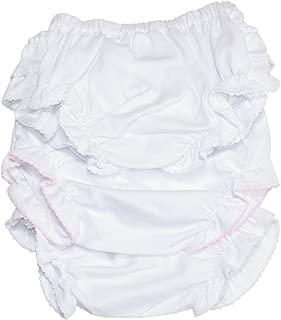 Kissy Kissy - Basic Diaper Cover 3 Set - White