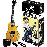 J Reynolds Jレイノルズ JRPKLPGD Mini エレキギター Pack エレキギター エレクトリックギター (並行輸入)