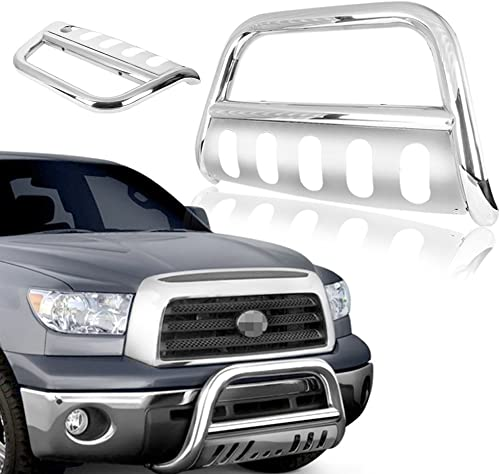 discount Mallofusa Brush Push Front Bumper Bull Bar Grill Guard 2021 2021 for 2005-2015 TOYOTA TACOMA outlet sale