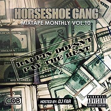 Mixtape Monthly, Vol. 10