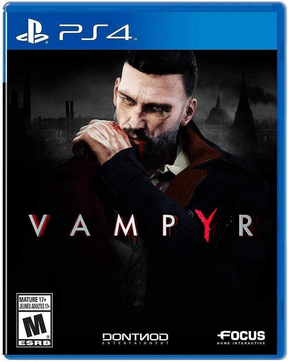Vampyr (輸入版:北米) - PS4