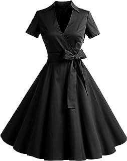 897e5502f84 Timormode Robe Années 50 s Audrey Hepburn Rockabilly Swing