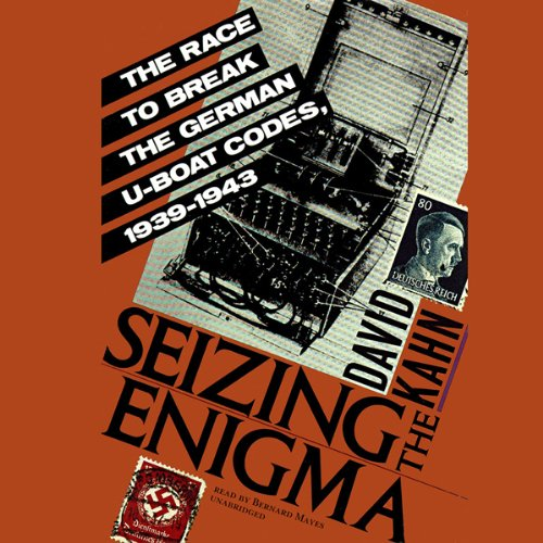 Seizing the Enigma  Audiolibri