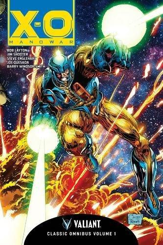 X-O Manowar Classic Omnibus Volume 1 (Xo Manowar Birth Hc)