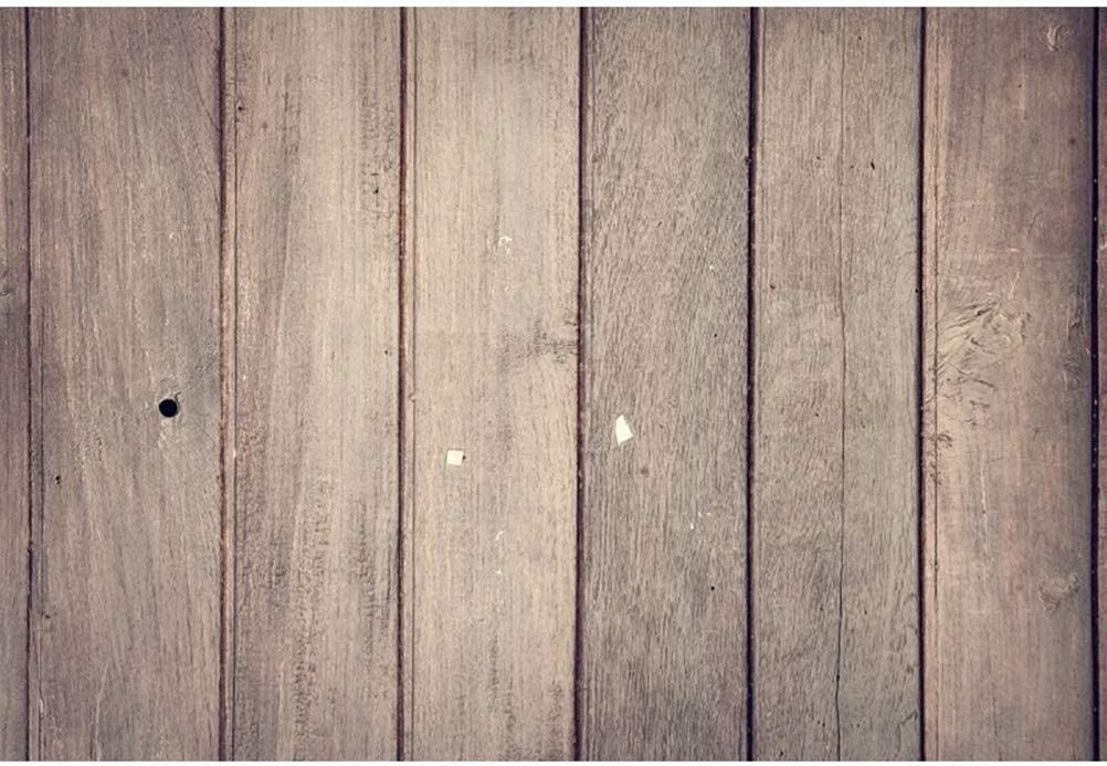 Leowefowa Grunge Vertical Striped Old Wood Plank Backdrop 12x8ft Shabby Barn Wood Photography Background Child Adult Portrait Shoot Photo Booth Event Party Banner Studio Props