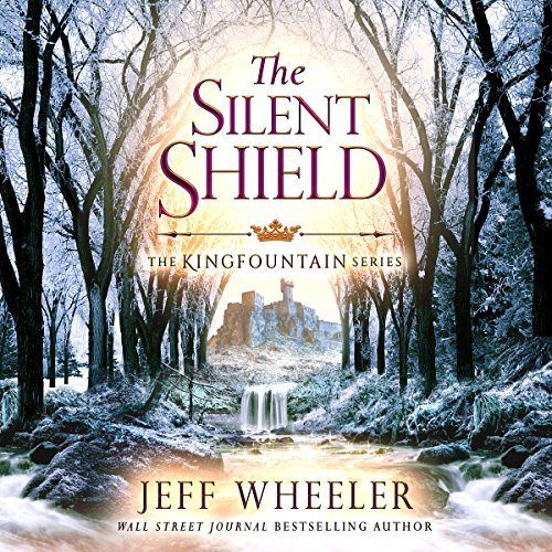 The Silent Shield audiobook cover art