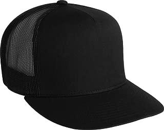 Adjustable Snapback Classic Trucker Hat by FlexFit #6006