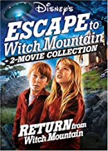 escape to witch mountain dvd