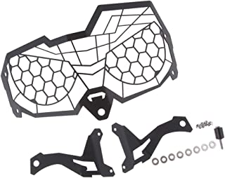 Gazechimp Headlight Protector Grille Cover for CRF250 Rally 2017-2018