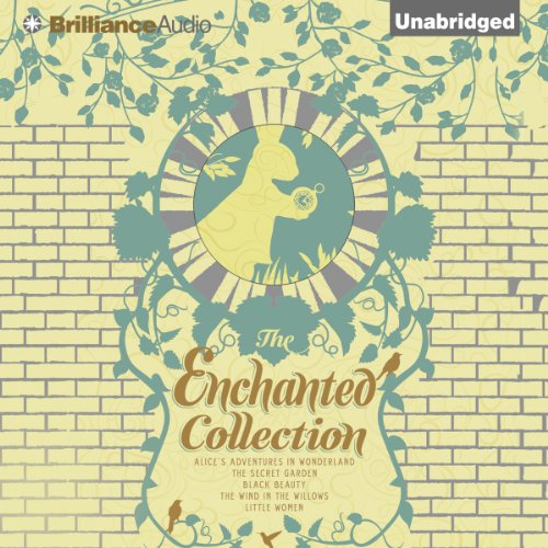 The Enchanted Collection                   De :                                                                                                                                 Anna Sewell,                                                                                        Louisa May Alcott,                                                                                        Frances Hodgson Burnett,                   and others                          Lu par :                                                                                                                                 Susan Duerden,                                                                                        Simon Vance,                                                                                        Michael Page,                   and others                 Durée : 40 h et 40 min     1 notation     Global 5,0