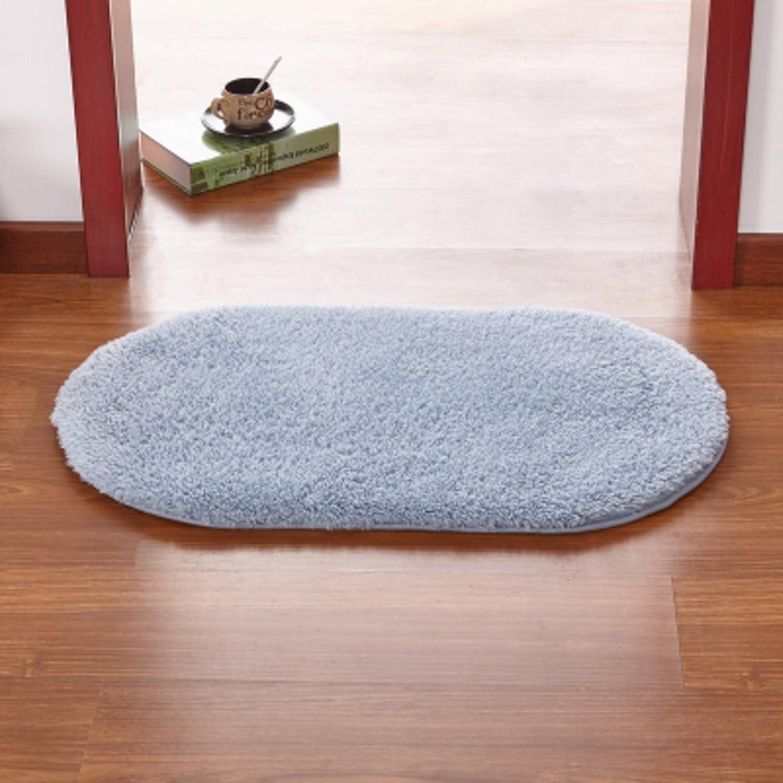 Lambs Wool Mats Soft Bedside Sofa Mat Kitchen And Bathroom Water-absorbing Non-slip Floor Mat-A 120x200cm(47x79inch)