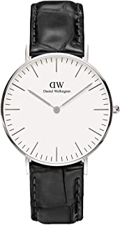 Daniel Wellington Women Classic Reading, Silver 36 mm - DW00100058