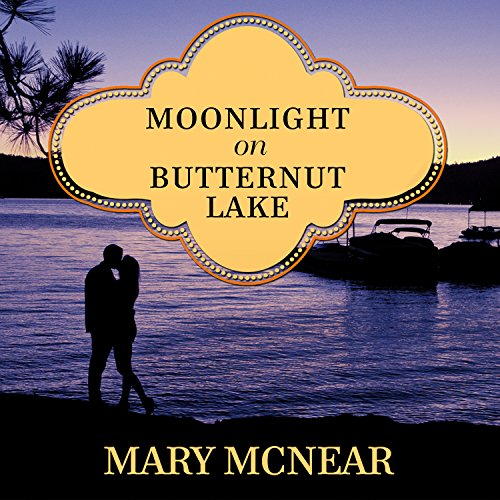 Moonlight on Butternut Lake audiobook cover art