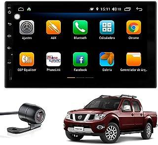 Multimídia Frontier 2008 2009 2010 2011 2012 2013 2014 2015 Tela 7'' Android 9.0 Gps Câmera de ré e Frontal TV Digital 2GB...