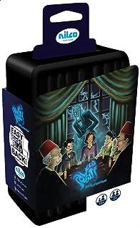 لعبة بطاقات الشبح السرية من نيلكو