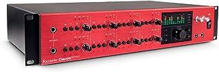 Focusrite Clarett 8PreX 26イン28アウト Thunderbolt オーディオインターフェイス