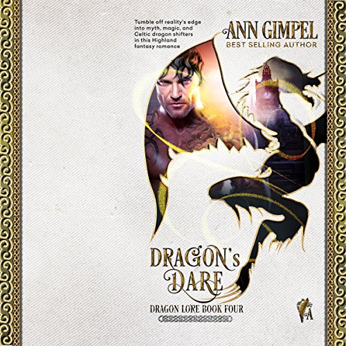 Dragon's Dare audiobook cover art