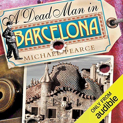 Couverture de A Dead Man in Barcelona