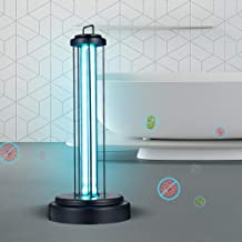 AKT 60W UV Disinfection lamp Remote Control Timing Ultraviolet Lamps High Ozone UVC Germicidal Light Mites Lights
