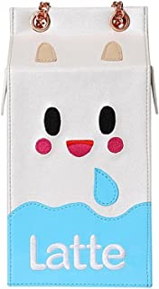 Tokidoki Sweet Gift Collection Latte Milk Carton Crossbody Bag