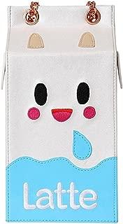 Tokidoki Sweet Gift Collection Latte Milk Carton Crossbody Bag