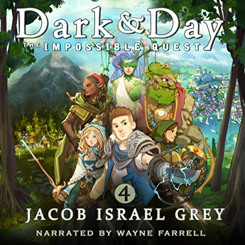 Dark & Day 4: The Impossible Quest cover art