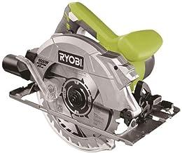 Ryobi rcs1600-k sierra circular eléctrica (con inalámbrico 1600W