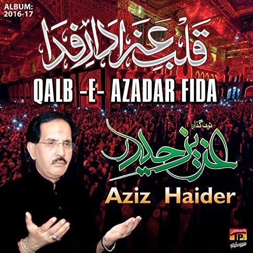 Aziz Haider