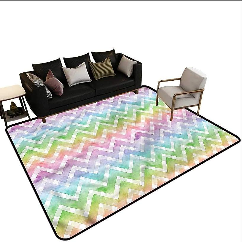 Chevron,Floor mats for Kids 48