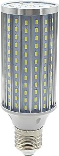 Mininono E40 Super Brillante LED Lámpara 40W bombilla del maíz del LED E40 Blanco cálido 6000K 3500lm, 210xSMD5730 LED bombilla de la lámpara de maíz, luz de calle del LED, de 360° grados reflector