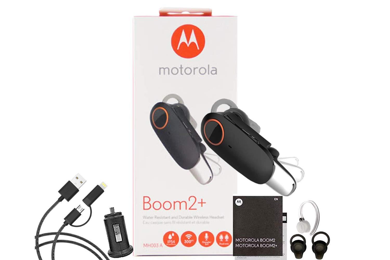 Motorola Boom Flip Bluetooth Resistant