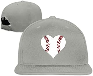 Jist Zovi Adult Hip-Hop Adjustable Cotton Twill Baseball Heart Baseball Hat