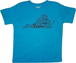 Tenacitee Babys Living in Virginia Montana Roots Shirt