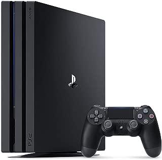 PlayStation 4 Pro ジェット・ブラック 2TB (CUH-7200CB01)