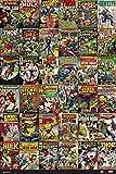 1art1 Marvel Comics - Classic Comic Covers Poster 91 x 61