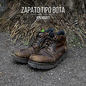 Zapato Tipo Bota